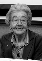 Professor Emerita Ursula Franklin